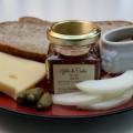 Saveurs – Grilled cheese aux oignons caramélisés
