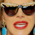 Anna Dello Russo x H&M – Il va pleuvoir du bling bling