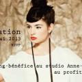 Invitation – Soirée shopping philanthropique chez la créatrice Anne-Marie Chagnon