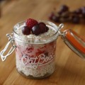 Food – Oatbox, du granola dans la malle et du tartare déjeuner en pot!