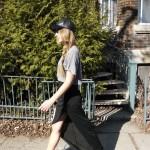 Look – De soleil et de casquette