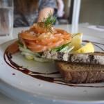 Luncher à la scandinave – Café Ellefsen