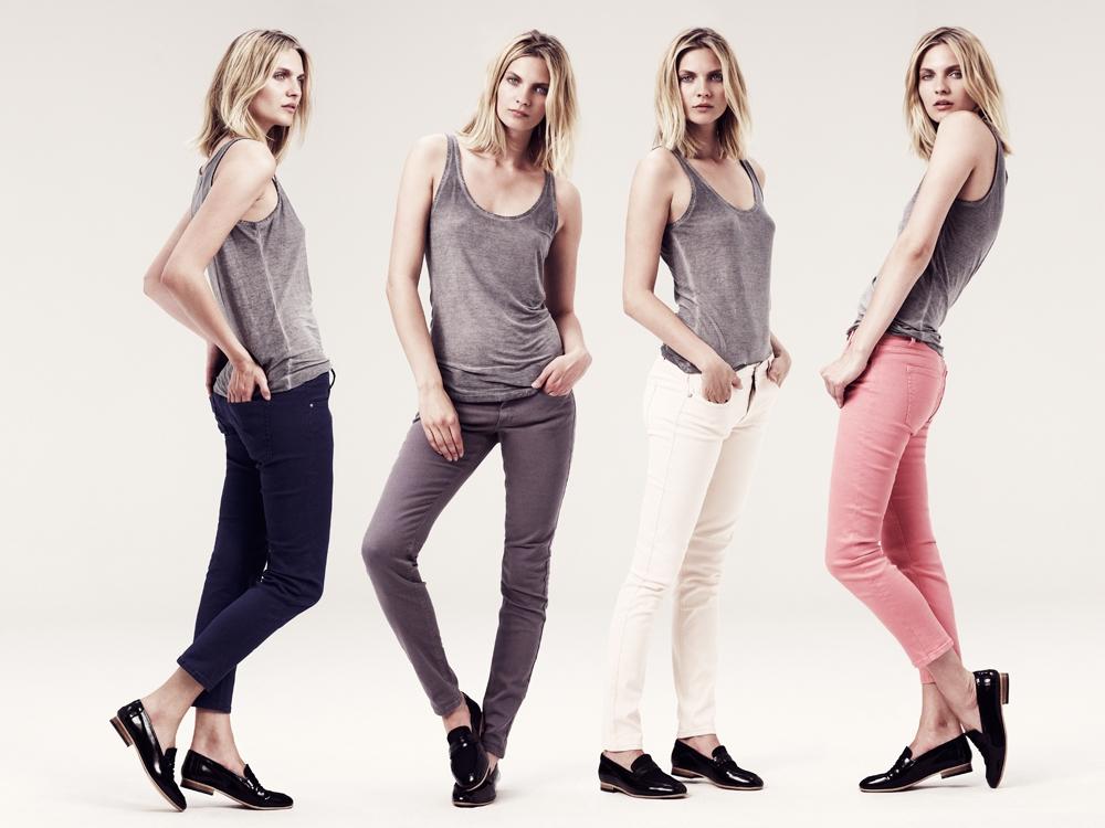 Parttwo jeans_Printemps 2013