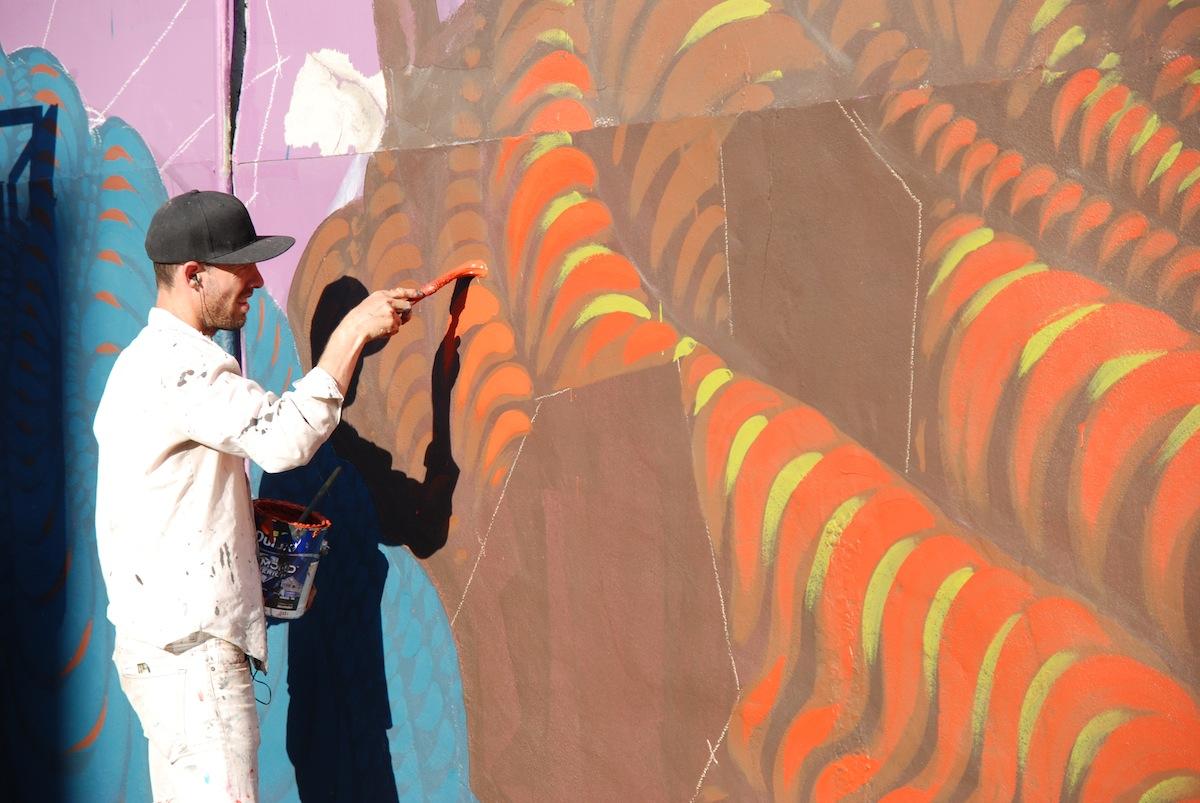 Mural festival 2013_