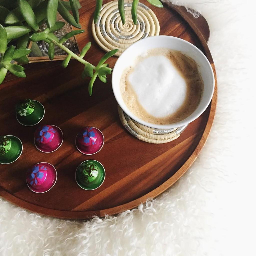 Les nouvelles capsules exclusives nespressocan sont si jolies! Ces 2hellip