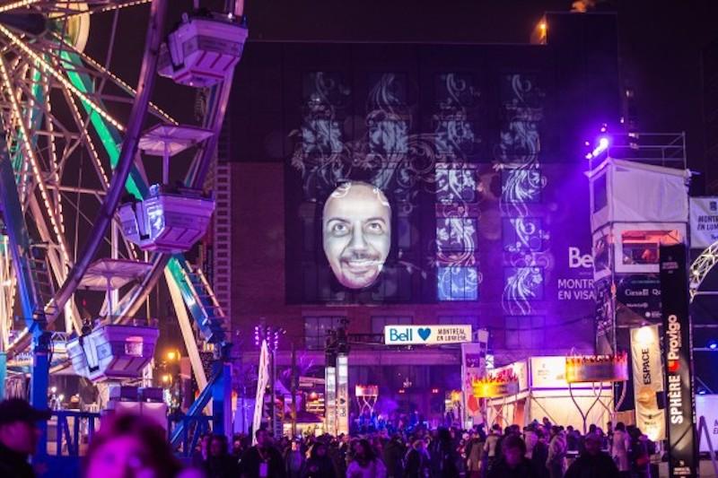 Festival Montréal en Lumières
