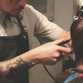 QuerellesHomme - Barbe et boutique : l'Atelier Frank & Oak