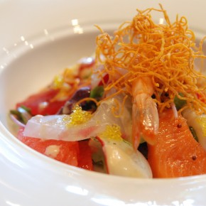 Resto - Shinji : Sashimi, maki & Japon haute gastronomie