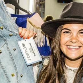 Collabo - H&M x Querelles : #TBT d'un DIY pailleté