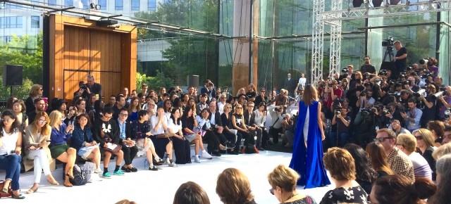 Querelles @ Paris Fashion Week - Color blocking chez Maxime Simoens