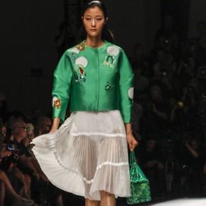 Querelles @ Paris Fashion Week – Shiatzy Chen, le Chanel de l'Est