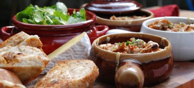 Cocooning culinaire - Nos recettes d'automne gratinées pour savourer les fromages d'ici!