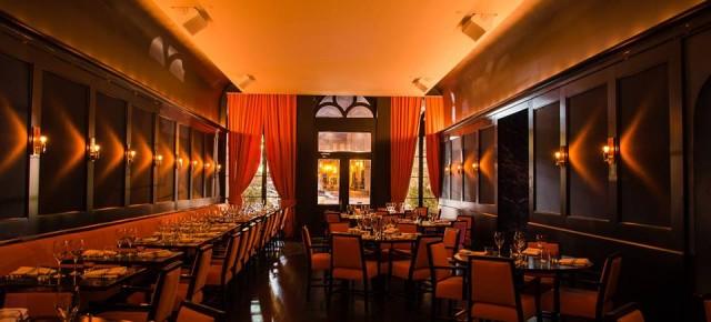 Resto - Harlow, nostalgie gourmande et opulence hollywoodienne