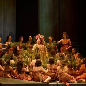 Opéra - Samson et Dalila à l'Opéra de Montréal : oeuvre épique, tragédie géométrique