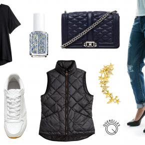 Mode - Denim by Georges Marciano : l'art de porter le Boyfriend Jeans