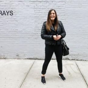 Look - Streatwear à la new yorkaise