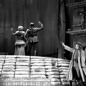 """Opéra - """"Silent Night"""" : Fable humaine au creux des tranchées"""
