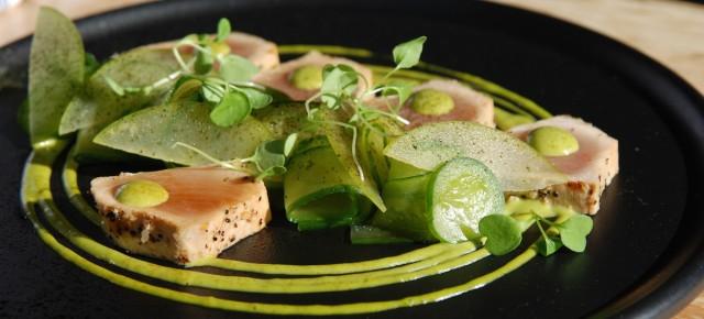 Resto - Lumami : cuisine nature au Balnea Spa