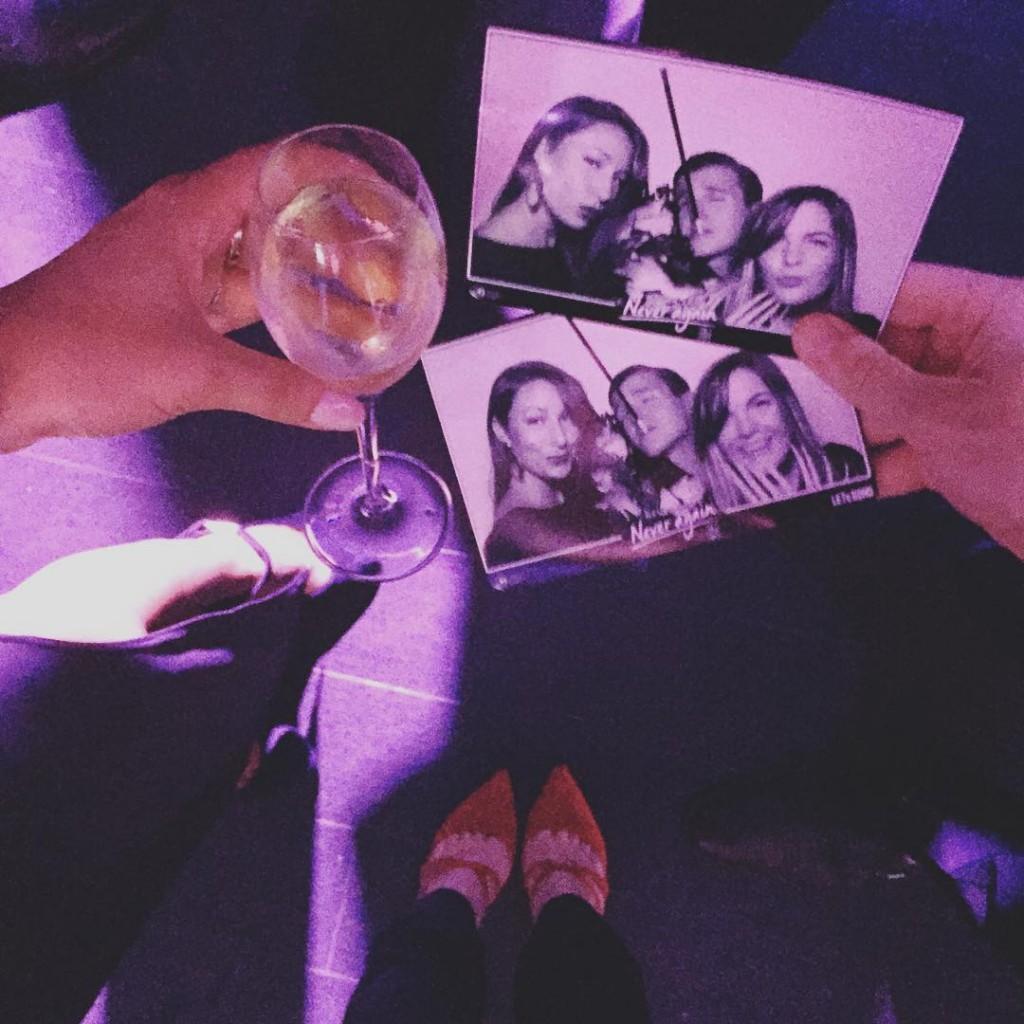 Champagne  photobooths letsbond letsbond thomaswashere jesuisthomas