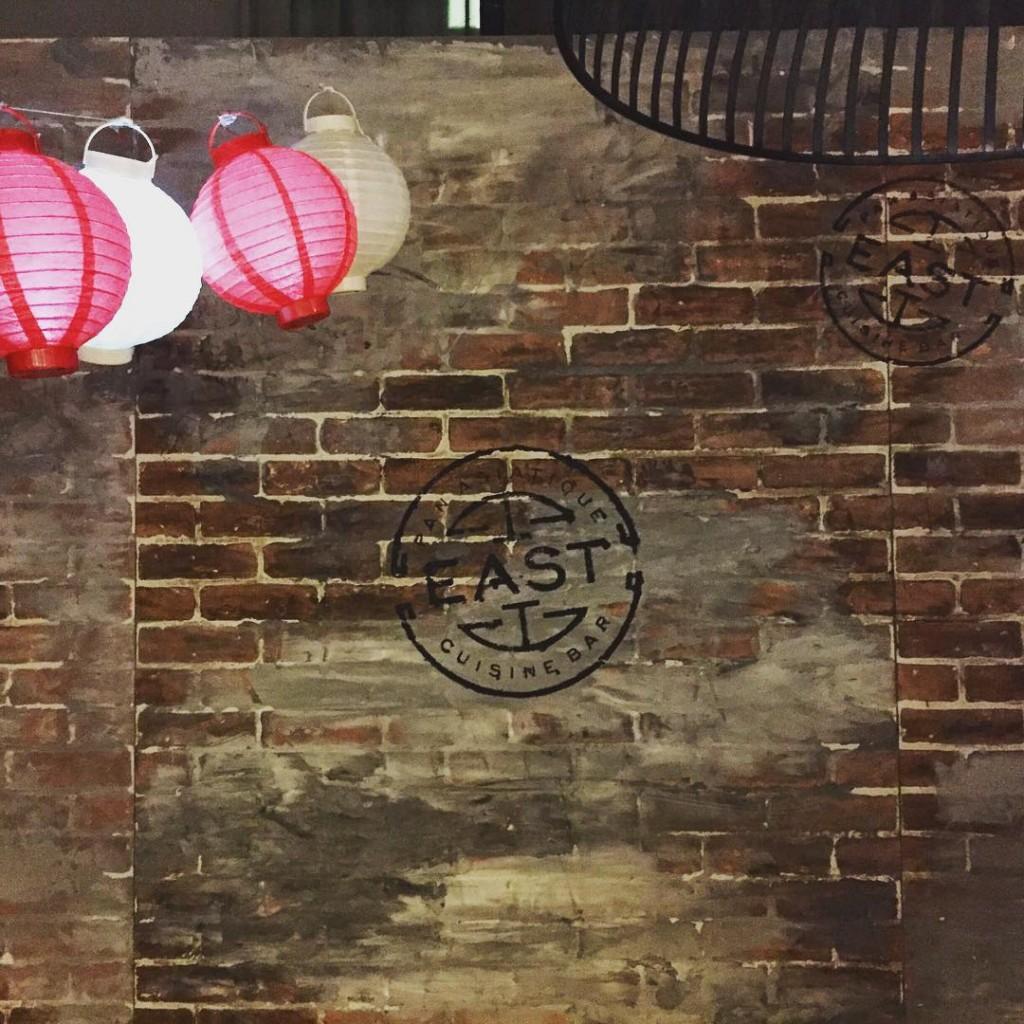 On est  louverture du eastpanasiatique un nouveau restobar concepthellip