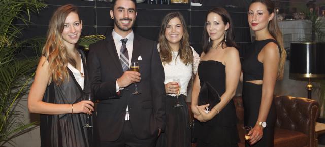 Bal du MAC 2015 - Soirée glamour pour l'art au mystérieux hôtel de la Suite 185