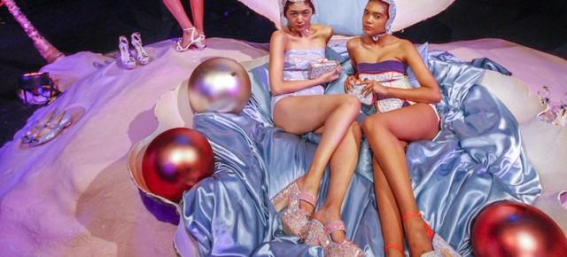 London Fashion Week - Sophia Webster SS16 : artiste de la chaussure