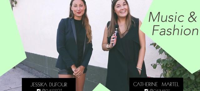 Lifestyle Vlog - Nos découverte musique et mode au festival POP Montréal avec Shure!