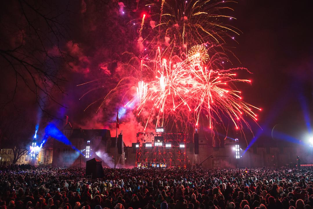 Jour de l'An à Quebec 2