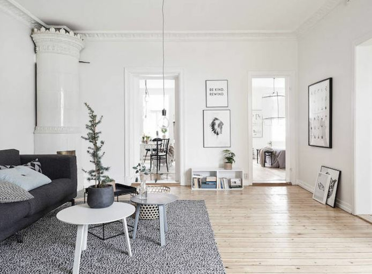 8 grandes tendances d co adopter pour la maison for Grand appartement design