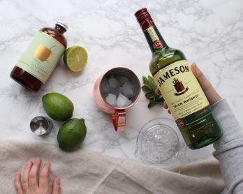 Querelles x SAQ - 3 cocktails faciles au whisky pour upgrader son mini bar